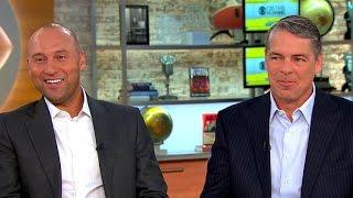 Derek Jeter and Tim Green team up for children