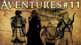 Aventures Saison 2 #11 - Sous le torrent