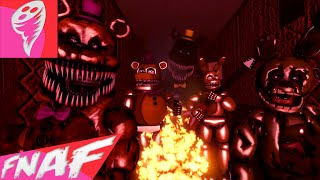 [SFM FNAF] FIVE NIGHTS AT FREDDY'S 4 SONG (March Onward to Your Nightmare) Music Video by DAGames