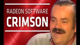 SHOCKING interview with AMD about the Crimson drivers