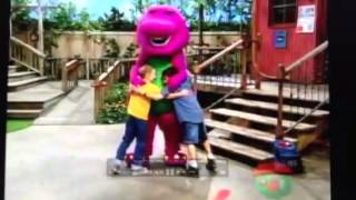 Barney comes to life (What's in a Name?)