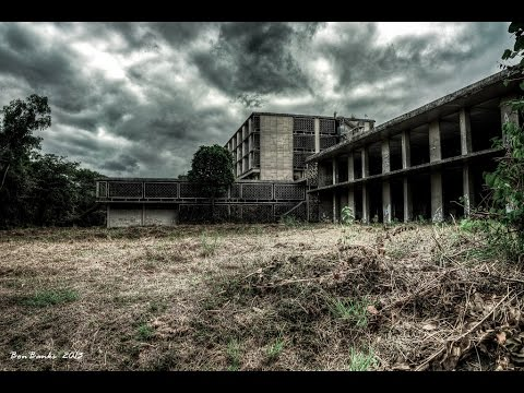SECRET GOVERNMENT FACILITY IN WOODS ABANDONED