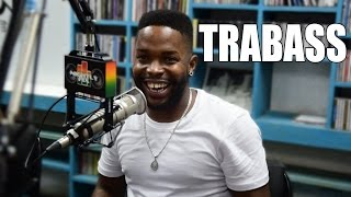 Trabass talks vlogging as a job, music career + open relationship with his wife