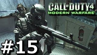 Call of Duty 4: Modern Warfare - Walkthrough - Part 15 [Mission 15: Ultimatum] (Commentary)