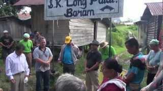Baram Wave 18-1-2013 Video 2 Of 7 Lg Palai Part 1