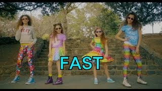 Haschak Sisters-Sorry (FAST)