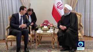 Rouhani Iran ready to help Syria reconstruction