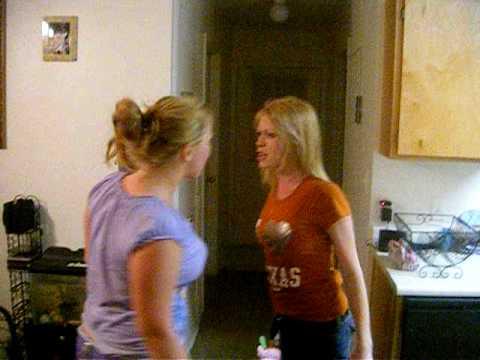 BROWNWOOD APT FIGHT 3. NAVY WIFE VS NORTHSIDE GIRL