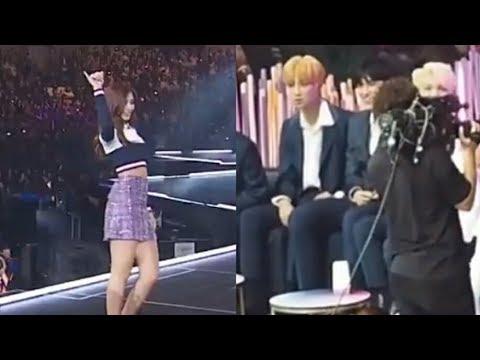 Twice Tzuyu and Seventeen Mingyu moments - MAMA