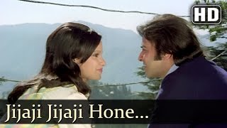 Jijaji Jijaji Honewale Jijaji - Vinod Mehra - Nutun - Saajan Bina Suhagan - Hindi Song