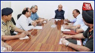 Exclusive: Rajnath Singh Holds High Level Meeting On Kupwara Attack