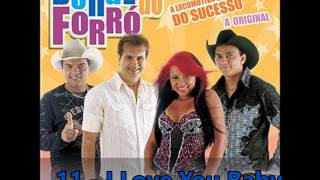 Bonde Do Forró (Volume 3) - CD COMPLETO - É Amor Demais!