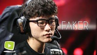 Faker Montage 2016 | (League of Legends)