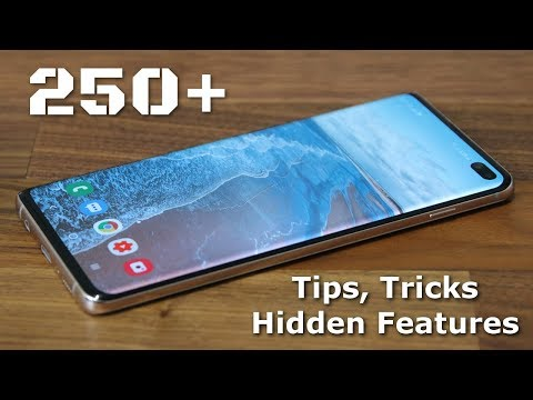 250 Samsung Galaxy S10 Tips Tricks and Hidden Features