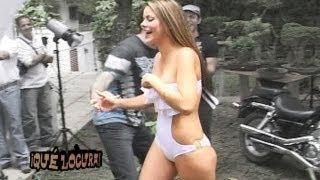 Que Locura - El Desnudo de Maria Alexandra Acoste