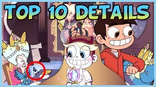 Top 10 MOST INTERESTING Details in the Season 3 Star vs. The Forces of Evil Intro