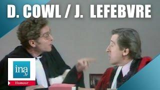 Darry Cowl et Jean Lefebvre
