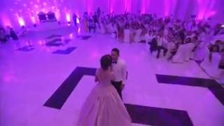 Bride sings Everytime we touch (Full version)