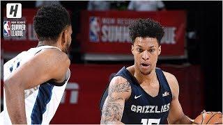Memphis Grizzlies Vs Minnesota Timberwolves - Full Game Highlights | July 15, 2019 NBA Summer League
