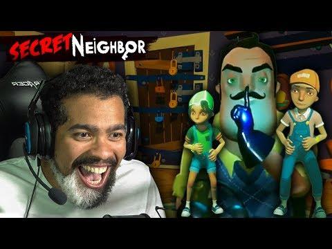 Xxx Mp4 THERE S A HELLO NEIGHBOR MULTIPLAYER GAME Secret Neighbor 3gp Sex