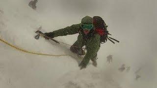 GoPro/HD Climbing mt Kazbek 5047m/Georgia (2 days 1 night) Казбек