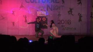 Icche Manush _ Couple Dance  - SUST EEE CULTURAL NIGHT 2K16