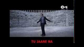 Tu Jaane Na   Bollywood Sing Along   Ajab Prem Ki Ghazab Kahani   Atif Aslam