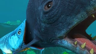 NEW FISH CAN SWALLOW ANYTHING?! - Feed and Grow Fish - Part 113 | Pungence