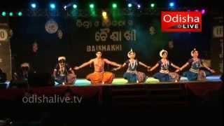 Odissi Dance - Omm Namah Shivaya - Nrityangana Dance Group