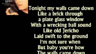 Collin Raye - The Walls Came Down ( + lyrics 1998)