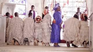 Burial rites of Late Chief Adeoye Ajagbe Olasupo Adisa in Ibadan, Oyo State