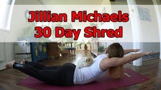 Jillian Michaels 30 Day Shred: CZ Recenze + Tipy do začátku