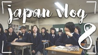 Japanese School Day!