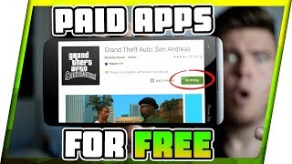 HOW TO GET PAID APPS FOR FREE ON ANDROID 2018 (NO ROOT) | GET FREE ANDROID GAMES