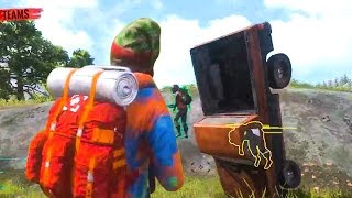 THE WORST H1Z1 TEAM EVER! - H1Z1 KING OF THE KILL