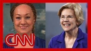 Charlamagne Tha God compares Elizabeth Warren to Rachel Dolezal
