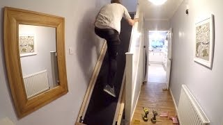 Making a Staircase TREADMILL