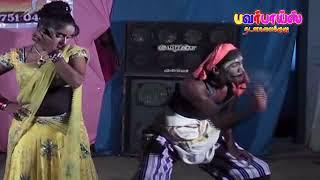 VADIVELU & SARALA  STAGE COMEDY SHOW -POWER BOYS THANJAI