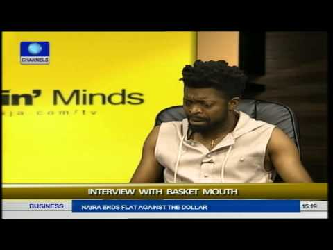 Rape Controversy Sold Out My Show Big Time- Basketmouth Prt2