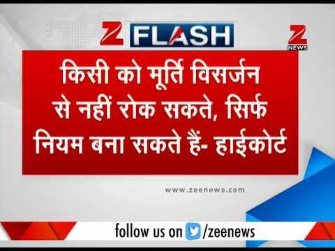 Calcutta HC questions Mamata Banerjee over Durga idols immersion issue