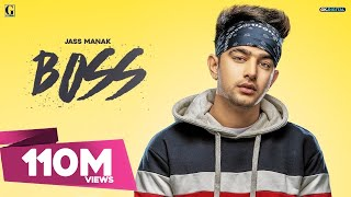 Boss : Jass Manak (Official Video) Satti Dhillon | Ri | Latest Punjabi Songs | GK.DIGITAL | Geet MP3