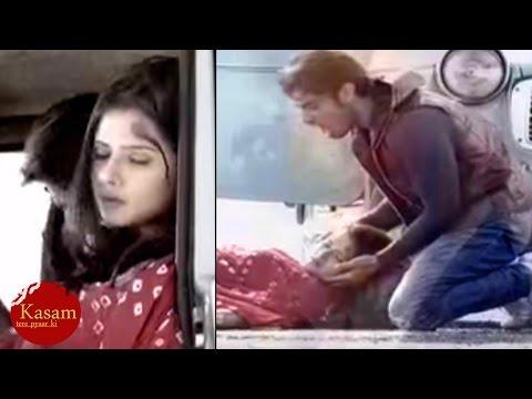 Kasam Tere Pyaar Ki | Tanu DIES in an accident | 25th April 2016 EPISODE