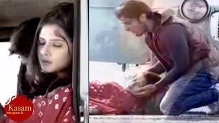 Kasam Tere Pyaar Ki   Tanu DIES in an accident   25th April 2016 EPISODE