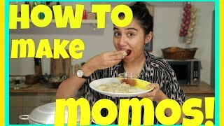 How To Make Momos! | RealTalkTuesday | MostlySane