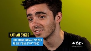 Nathan Sykes on his Steamy