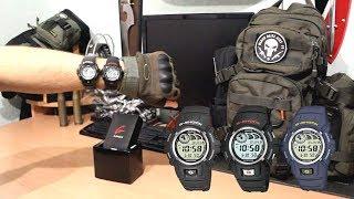 Лучшие бюджетные тактические часы G-Shock