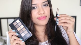 5 looks, 1 palette   Maybelline the Nude + Fashion Brow