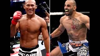 UFC on FX 8  Jacare Souza vs Costas Philippou Full Fight Trailer