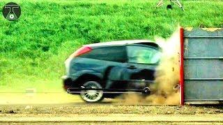 CRASH TESTS 😱 | Cars, Buses & Motorcycle