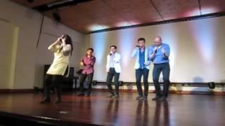 LA REBELIÓN (Salsa) - BANDA VOCAL NVoz